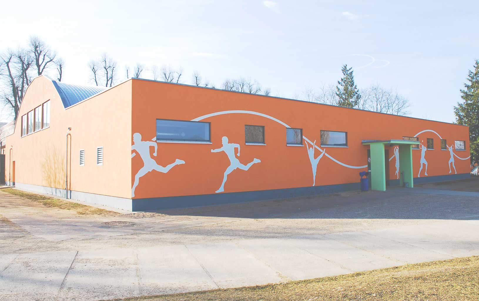 Turnhalle am Papenberg Waren