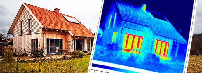 Energieeffiziente Gebäudehülle mit optimaler Dämmtechnik
